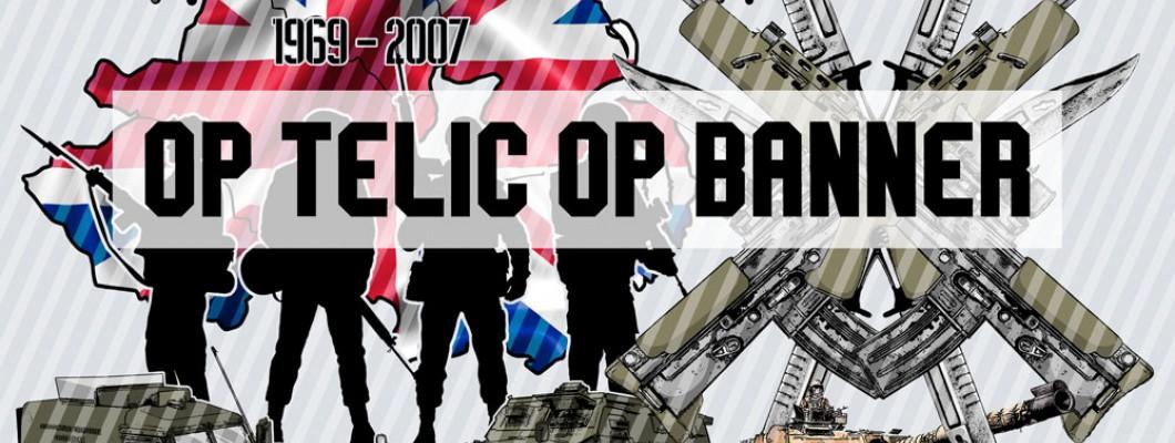 Op Telic & Op Banner Designs