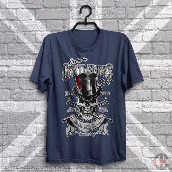 The Gentlemen's Club, Blue Red Blue - Coldstream Guards T-Shirt