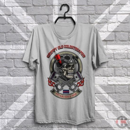 Grumpy Old Coldstreamer, Coldstream Guards T-Shirt