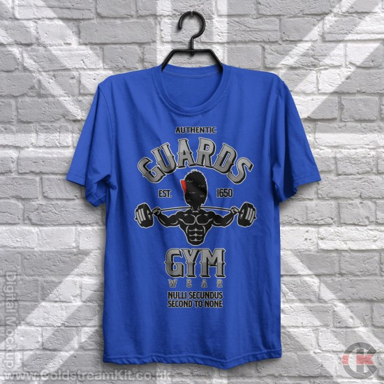 Guards Gym Wear, Bearskin 'Lift' T-Shirt (Coldstream Guards)