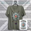 Mug & T-Shirt Packages (Military)