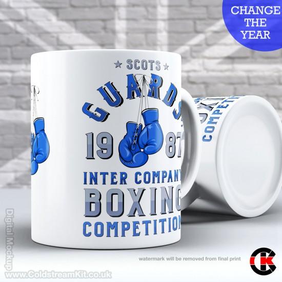 Inter Company Boxing, Scots Guards Mug (11oz Mug)