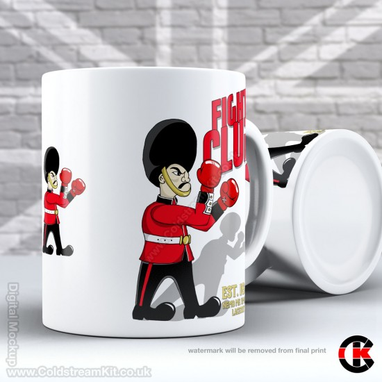 Fight Club Mug, Scots Guards (11oz Mug)