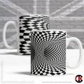 Optical Illusion Mugs
