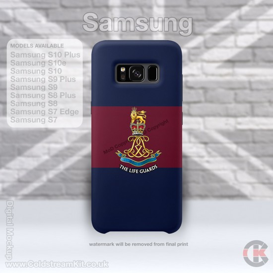 Samsung Phone Cover - Tough Case, The Life Guards, 3D Printed - FREE POSTAGE