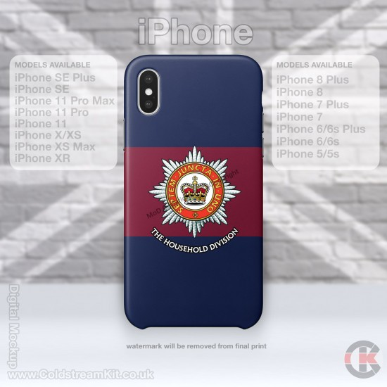 iPhone Phone Cover - Tough Case, The Household Division, 3D Printed - FREE POSTAGE