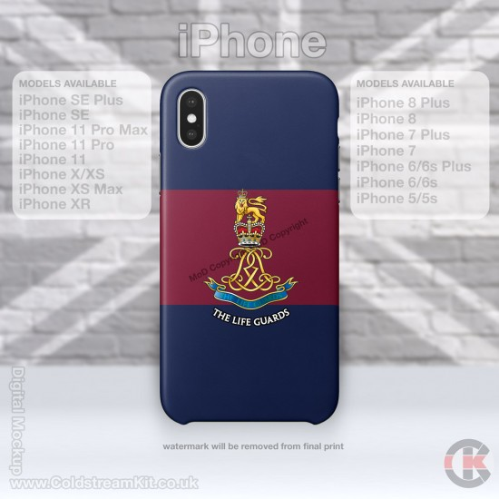 iPhone Phone Cover - Tough Case, The Life Guards, 3D Printed - FREE POSTAGE