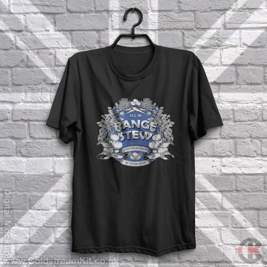 All In, British Army, Range Stew T-Shirt
