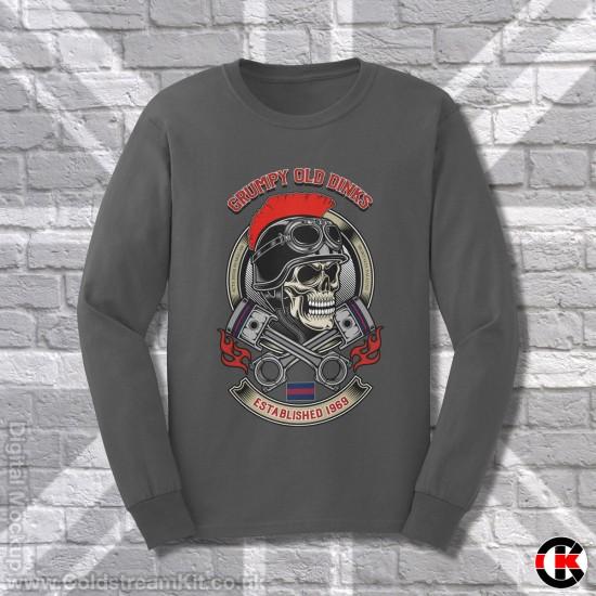 Grumpy Old Dinks, Blues and Royals, Sweatshirt