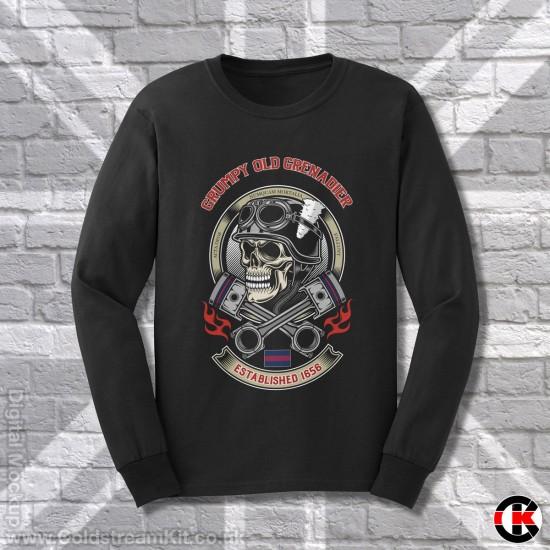 Grumpy Old Grenadier, Grenadier Guards, Sweatshirt