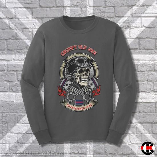 Grumpy Old Jock, Scots Guards, Sweatshirt