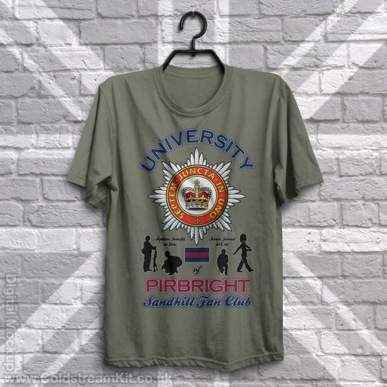 University of Pirbright (The ORIGINAL) T-Shirt