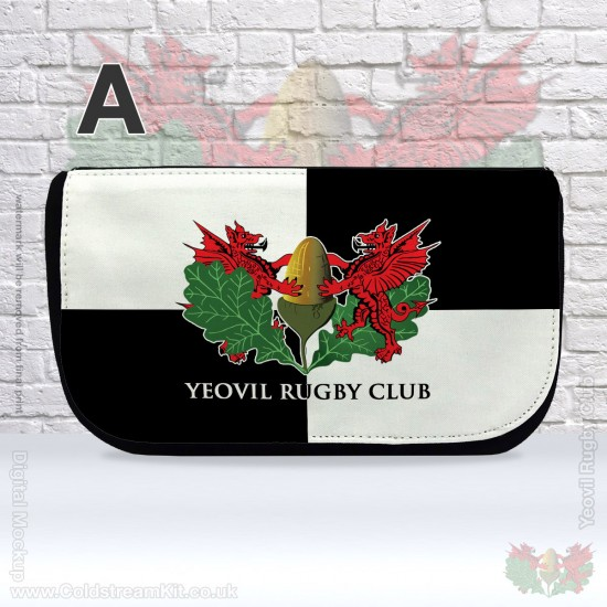 Paris Cosmetic Bag - Yeovil Rugby Club (FREE Personalisation)