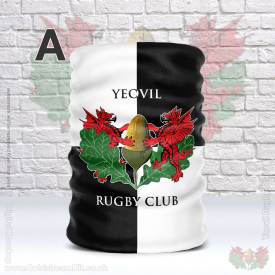 Morf / Face Covering (Multi-Purpose) 50cm x 25cm - Yeovil Rugby Club