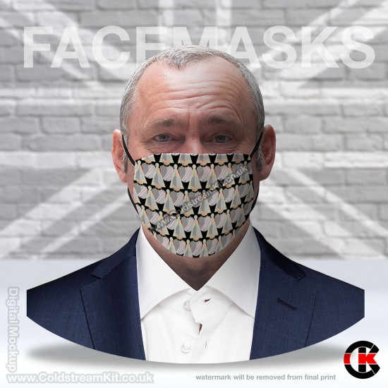 Life Guards Regimental Face Mask (Non Medical Use) - FREE POSTAGE