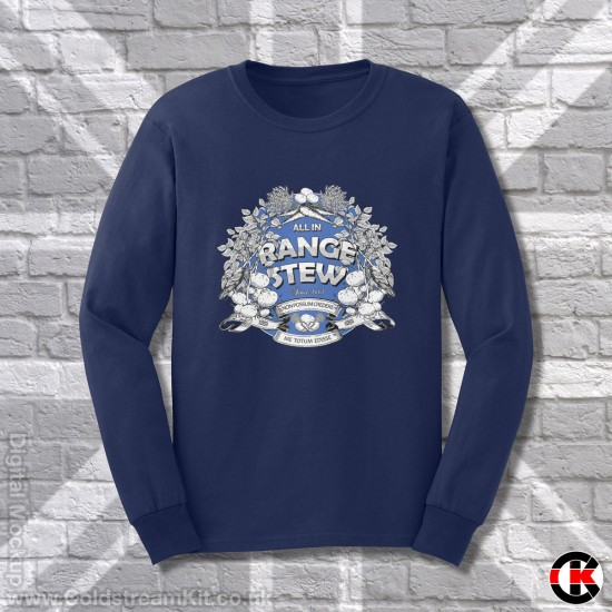 All In, British Army, Range Stew, Sweatshirt