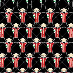 Welsh Guards Pattern